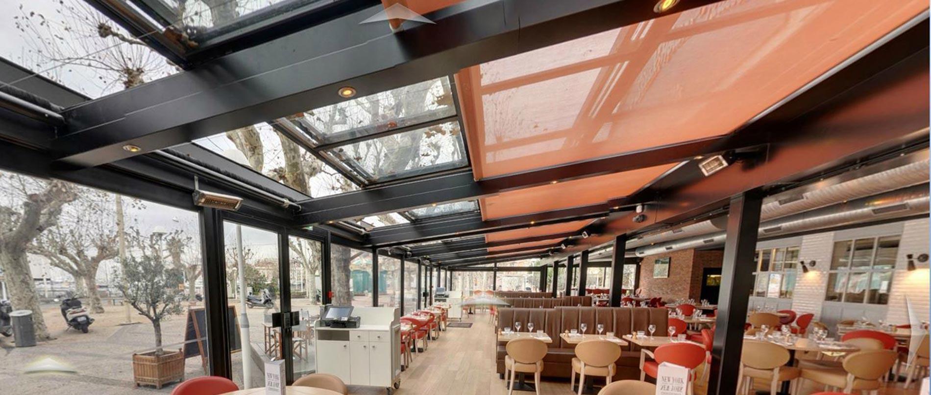 Qualité des éléments de construction de la toiture ouvrante TOITEL