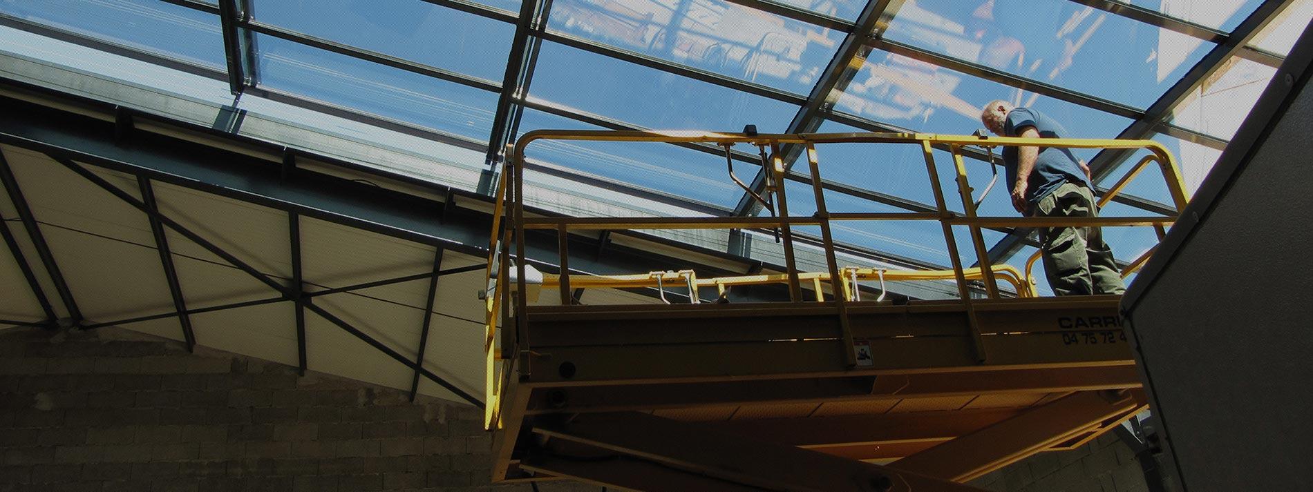 TOITEL, la toiture rétractable mobile innovante